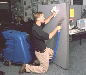 Office Panel Cleaning Boise