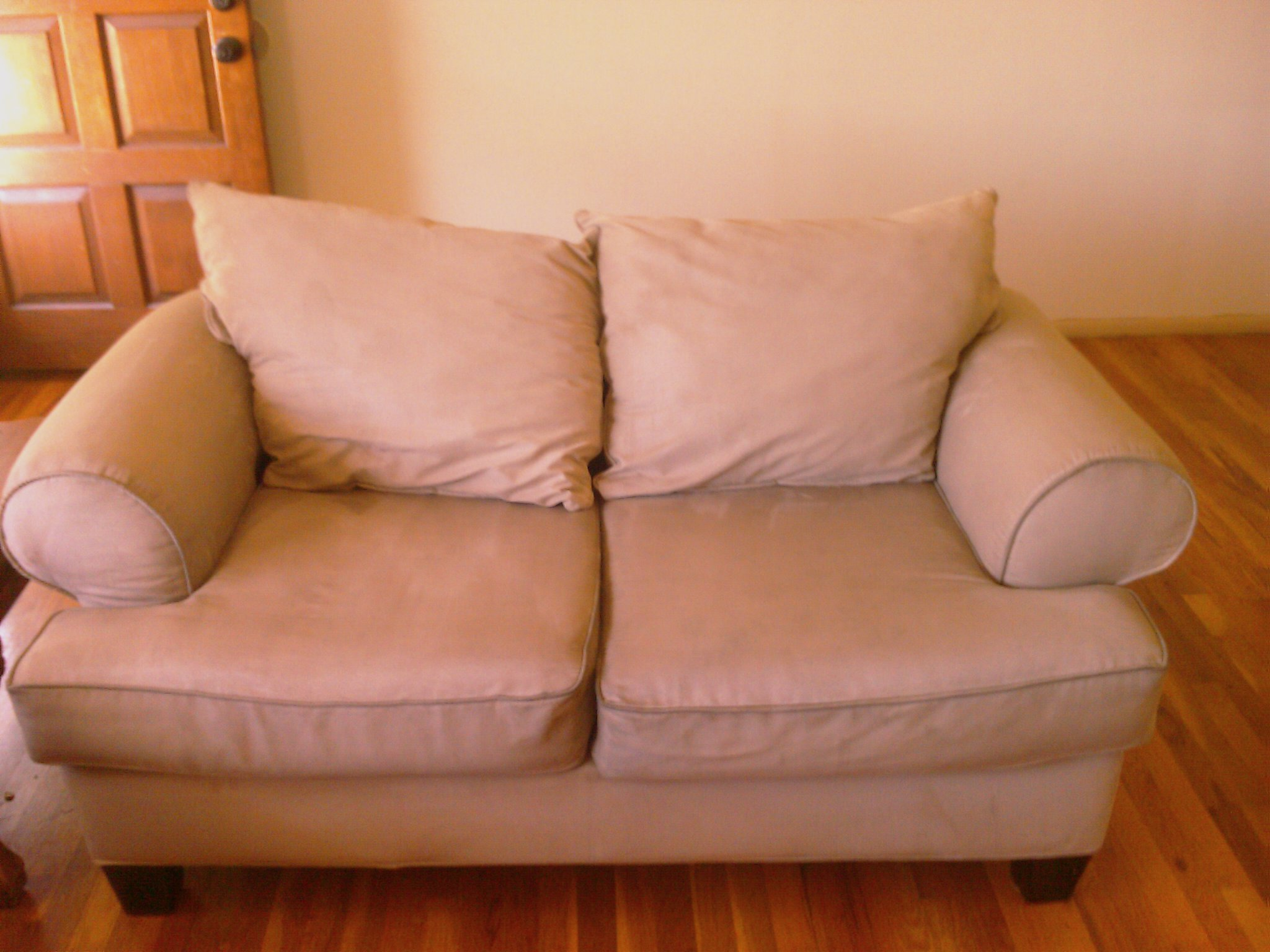 Dirty Loveseat Clean Loveseat Boise